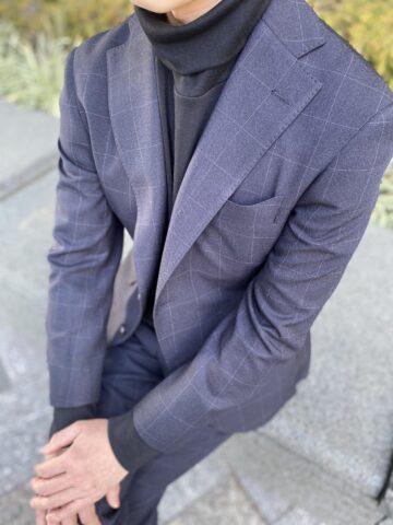 男が婚活ファッションで絶対に持つべきセットアップ 8
