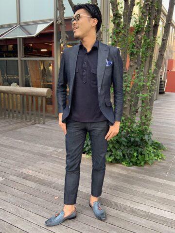 男が婚活ファッションで絶対に持つべきセットアップ3
