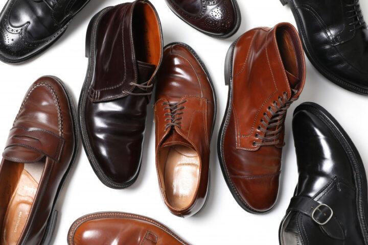 革のダイヤモンド!?コードバンの革靴の魅力の画像